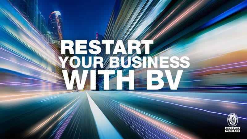 Restart your business with BV